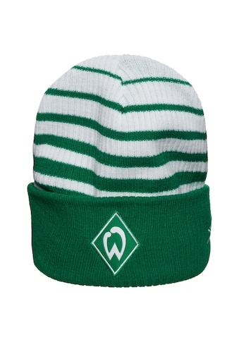 Umbro Beanie »Sv Werder Bremen Two Colour Striped« kaufen