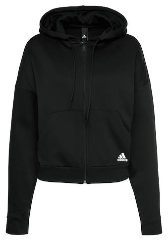 adidas Performance Kapuzensweatshirt »W BOS AOP FZ HD« kaufen