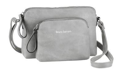 Bruno Banani Umhängetasche, mit aufgesetzer Vortasche kaufen
