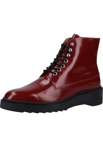 Kickers Schnürstiefelette »Leder« kaufen