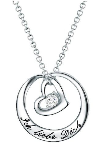 Rafaela Donata Herzkette »50115001« kaufen
