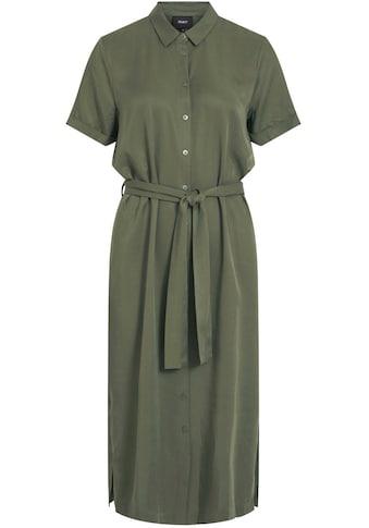 Object Blusenkleid »OBJTILDA ISABELLA«, mit Bindegürtel kaufen